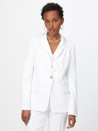 Sacou MICHAEL Michael Kors pe alb, Vizualizare model