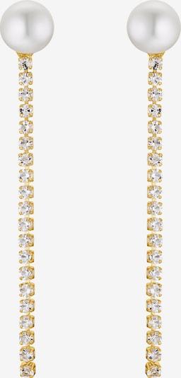 Heideman Boucles d'oreilles en or / blanc, Vue avec produit