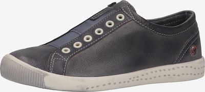 Softinos Sneakers laag in de kleur Blauw, Productweergave