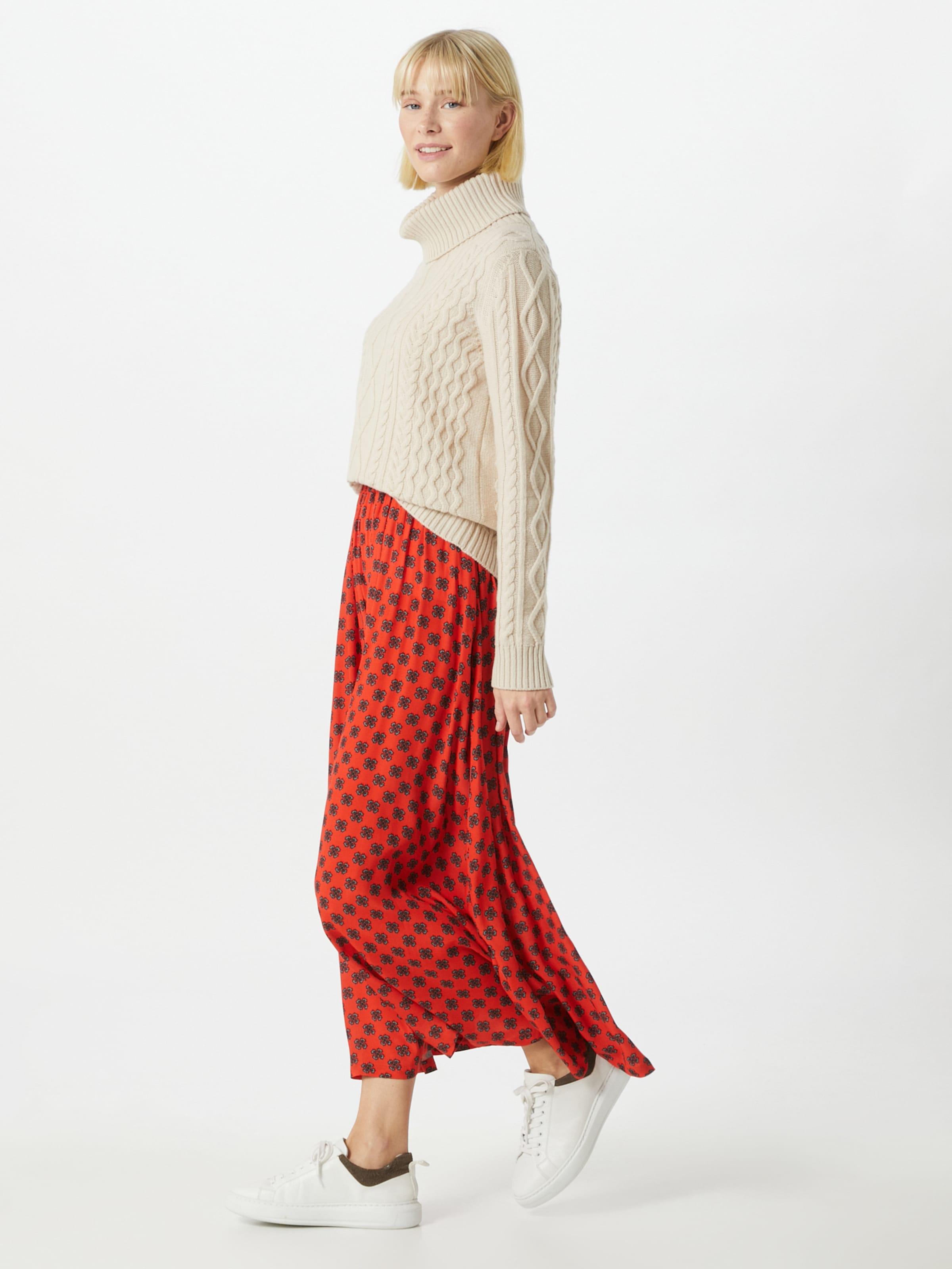 Libertine-Libertine Kjol 'Forget' i blandade färger / röd