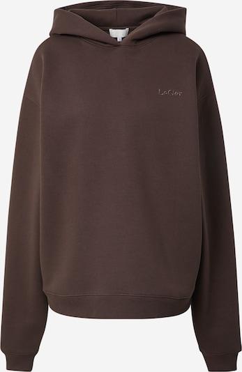 LeGer by Lena Gercke Sweatshirt 'Rieke' in braun, Produktansicht