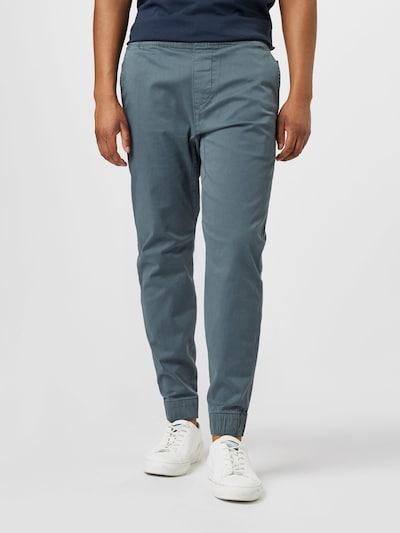 HOLLISTER Hose in taubenblau, Modelansicht