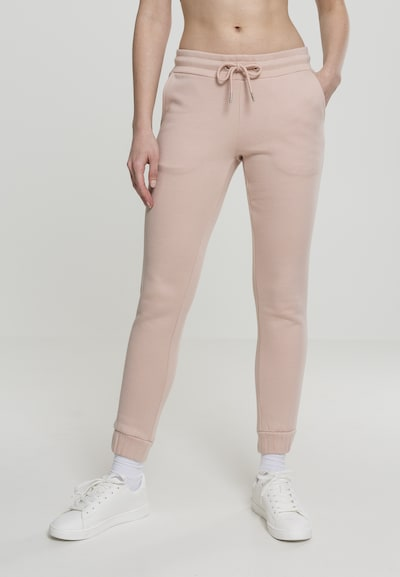 Urban Classics Trousers in Beige, View model