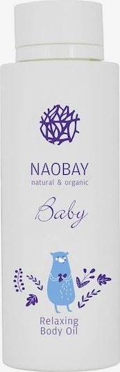 Naobay Girls 'Relaxing' in Blue / Dark purple / White, Item view