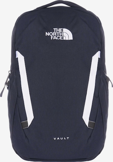 THE NORTH FACE Rucksack 'Vault' in navy / weiß, Produktansicht