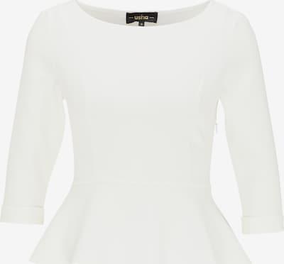 usha BLACK LABEL Bluse in weiß, Produktansicht