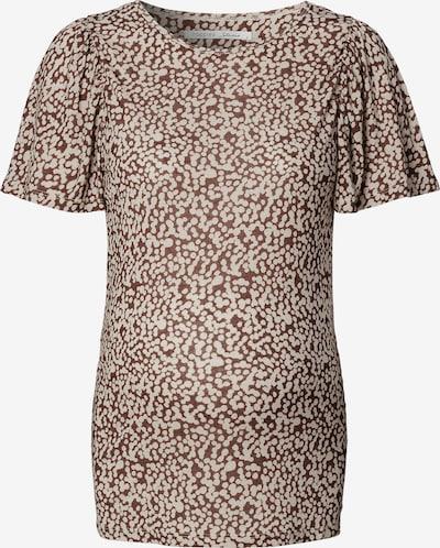 Noppies T-shirt 'Sora' en marron, Vue avec produit