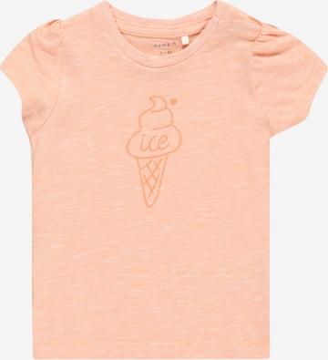 T-Shirt 'HANNE' NAME IT en orange