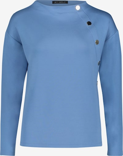 Betty Barclay Sweatshirt mit Stehkragen in hellblau, Produktansicht