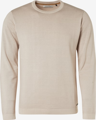 No Excess Pullover in offwhite, Produktansicht