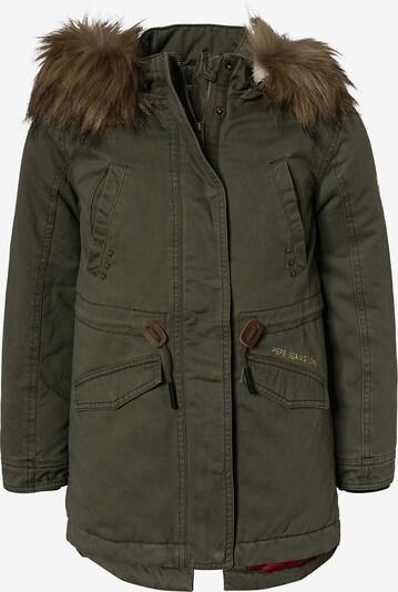 Pepe Jeans Winterjacke in khaki, Produktansicht