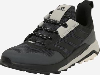 ADIDAS PERFORMANCE Laufschuh 'Trailmaker' in graumeliert / schwarz / weiß, Produktansicht