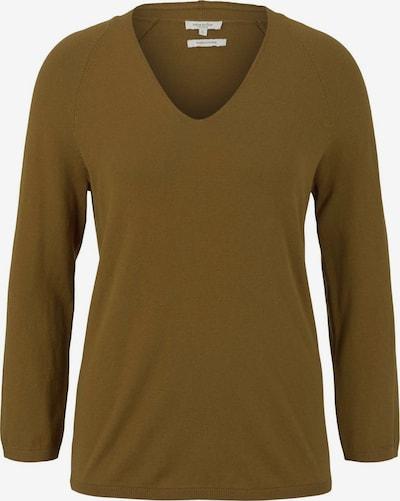 MINE TO FIVE Pullover in oliv, Produktansicht