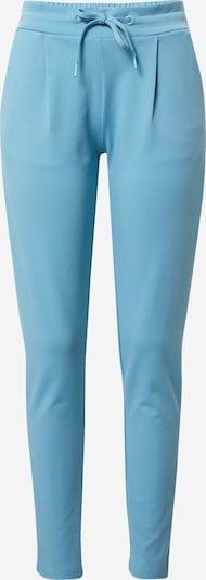 ICHI Pantalon 'Kate' en bleu ciel, Vue avec produit