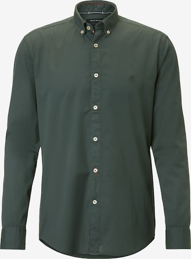 Marc O'Polo Hemd in dunkelgrün, Produktansicht