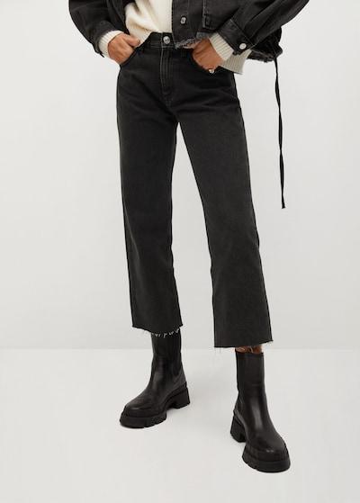 MANGO Jeans 'Bay-h' in grau, Modelansicht
