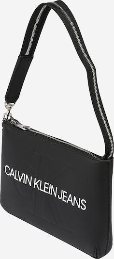 Calvin Klein Jeans Torba za na rame u crna / bijela, Pregled proizvoda