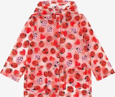 Cath Kidston Övergångsjacka i rosa / röd / svart / transparent, Produktvy