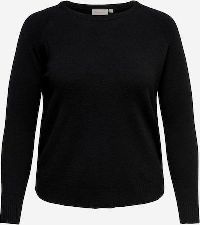ONLY Carmakoma Pullover in schwarz, Produktansicht