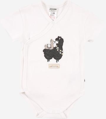 JACKY Body 'Lama' in Weiß