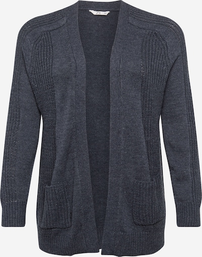 Z-One Knit cardigan in Blue, Item view