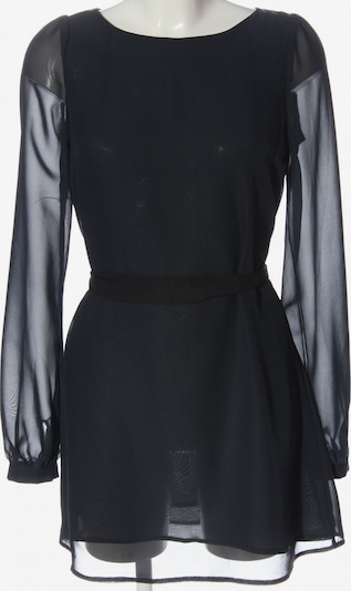 Fräulein Stachelbeere Langarmkleid in S in schwarz, Produktansicht