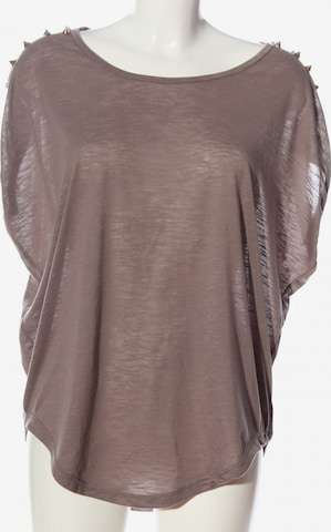 QED London Kurzarm-Bluse in M in Pink