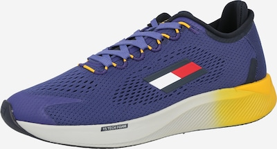 Tommy Sport Athletic Shoes in Blue / Dark blue / Yellow / Red / White, Item view