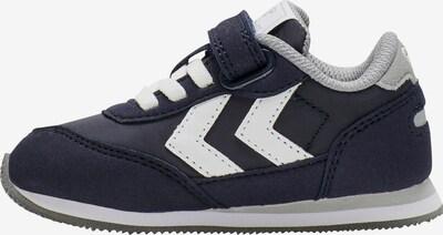 Hummel Sneaker in navy / hellgrau / weiß, Produktansicht