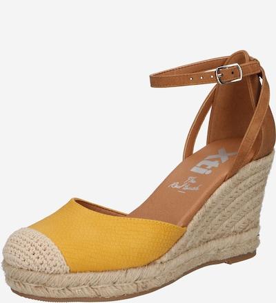 Xti Sandali | rumena barva, Prikaz izdelka