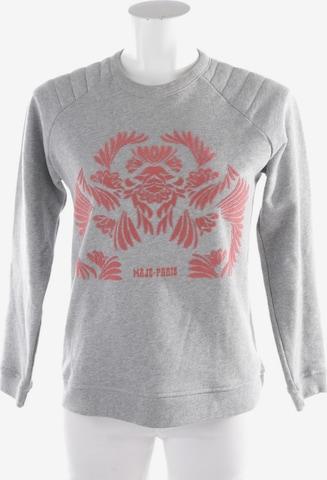 Maje Sweatshirt / Sweatjacke in S in Grau