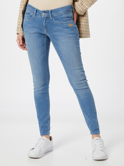 Gang Jeans 'MISS FAYE' in blue denim, Modelansicht