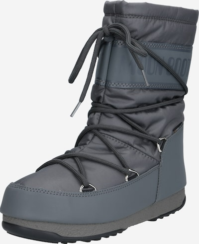 MOON BOOT Snow boots in grey, Item view