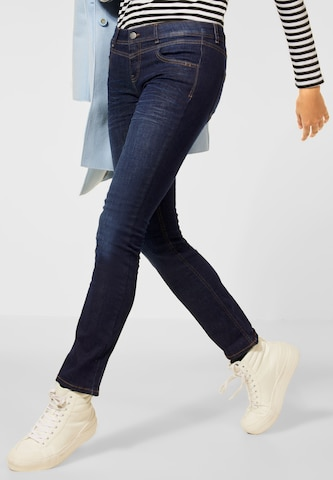 STREET ONE Jeans in Blau