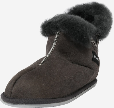 SHEPHERD OF SWEDEN Slipper in Greige, Item view