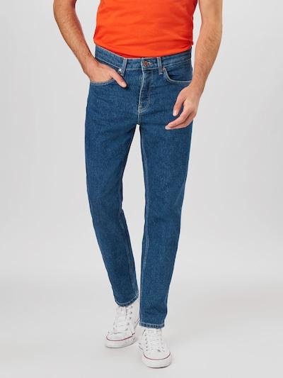 Marc O'Polo DENIM Jeans 'LINUS' in blue denim, Modelansicht