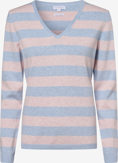 Brookshire Pullover in pastellblau / pastellpink, Produktansicht