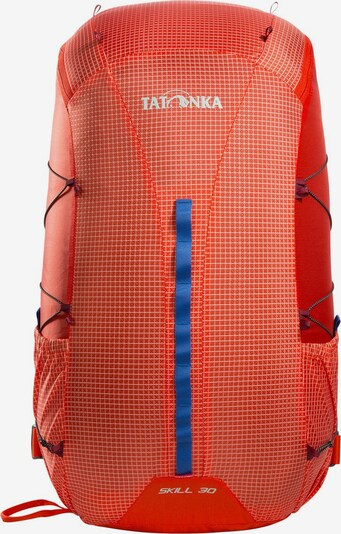 TATONKA Sportrugzak 'Skill 30 ' in de kleur Blauw / Rood / Wit, Productweergave
