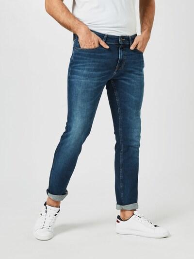 Jeans 'SCANTON SLIM ASDBS' Tommy Jeans pe albastru închis, Vizualizare model