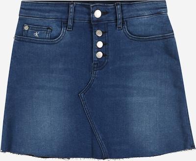 Calvin Klein Jeans Jupe en bleu denim, Vue avec produit