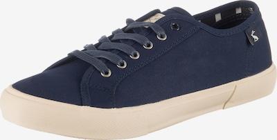Tom Joule Coast Pump Sneakers Low in dunkelblau, Produktansicht