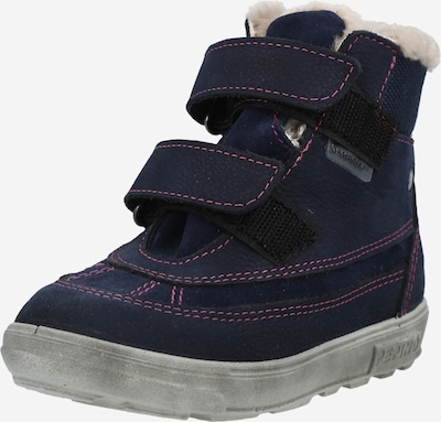 Pepino Boots 'PEDRO' in Navy / Pink, Item view