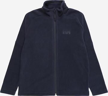 HELLY HANSEN Fleece jacket 'DAYBREAKER' in Blue