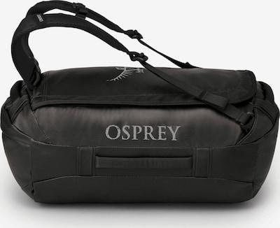 Osprey Reisetasche 'Transporter 40' in schwarz / weiß, Produktansicht