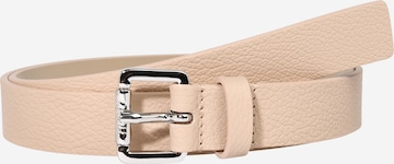 HUGO Belte 'Mayfair' i beige