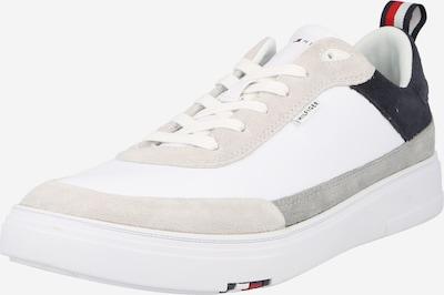 TOMMY HILFIGER Sneakers laag in de kleur Nachtblauw / Stone grey / Lichtgrijs / Wit, Productweergave