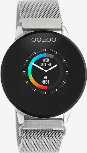 OOZOO Smartwatch in rosegold / schwarz / silber, Produktansicht