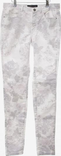 Storm & Marie Slim Jeans in 29 in hellgrau / weiß, Produktansicht