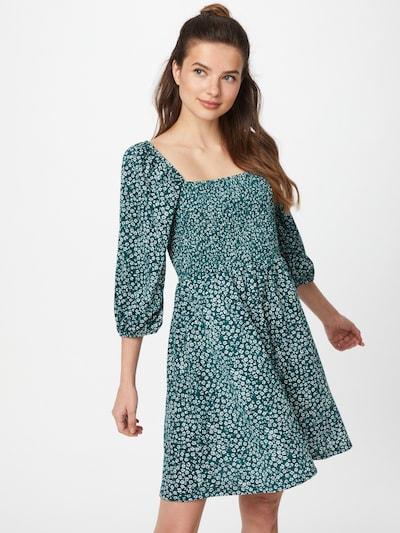 ABOUT YOU Kleid 'Nena' in grün / mischfarben, Modelansicht