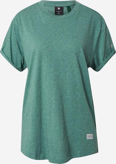 G-Star RAW T-Shirt in pastellgrün, Produktansicht